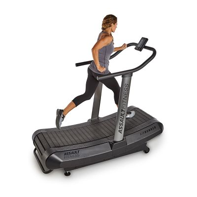Air runner treadmill